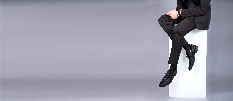 Groom shoes Première Maison